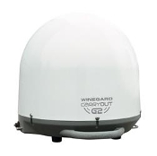 WINEGARD CARRYOUT G2+ SATELLITE-WHITE